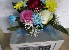 توزيعات وتنسيق الورد الطبيعي و تنسيق  الهدايا و التغليفات موقعنا بركاء