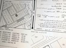 للبيع أرضين شبك ولاية صحار منطقه الملتقى مربع 12