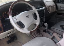 For sale Nissan Patrol car in Fujairah