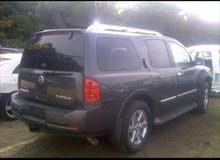 2012 Used Armada with Manual transmission is available for sale