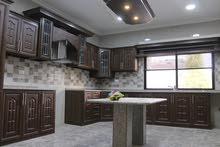 ( 69480 ) للبيع او الأيجار شقة سوبر ديلوكس فارغة في منطقة الصويفية 4 نوم مساحة 299 م