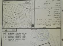 ارض للبيع بشكل عاجل بحي النهضة بالمصنعة