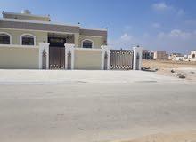 فيلا جديدة للبيع صحنوت شمالية مربع ح قرب جامع الشاطبي في حي راقي جدا