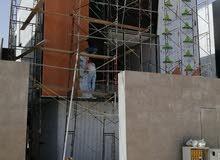 تكسيه واجهات المباني والمحلات التجاريه كلادنج زجاج سكريت وزجاج الشور واجهات الفل