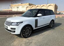 Land Rover Range Rover 2014 For sale - White color