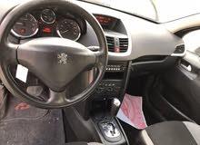 سيارة بيجو 207 موديل 2009  للبيع