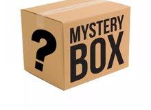 MYSTERY BOX!.