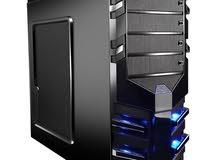 كمبيوتر العاب بحالة جيدة وعندك ضمان سنه