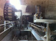 مصنع زليز آلي ايطالي 500الف
