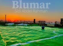 Chalet for rent in Blumar Elsa7el