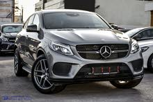 Mercedes Benz GLE made in 2016 for sale