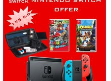 Nintendo Switch offer