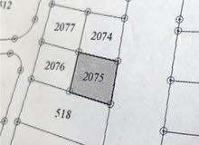 ارض تجاري للبيع على شارع الثلاثين تصلح لبناء 5 الى6 مخازن