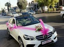 احجز مرسيدس E250 2013 لعرسك وكن الممميز بحرررررق الاسعار