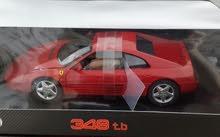Ferrari 348 t.b model- Red - scale 1/18 for sale