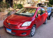 Toyota yaris 2008 only 55,000 km