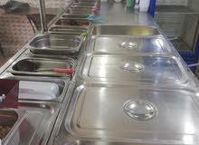 مطعم مأكولات عربية وخليجية للبيع