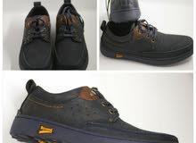 حذاء جلد طبيعي