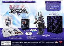Final Fantasy Dissidia TN collectors edition