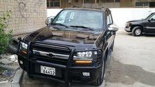 Black Chevrolet TrailBlazer 2008 for sale