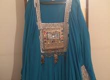 فستان هندي(دنداشه هنديه)