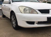 Automatic White Mitsubishi 2008 for sale
