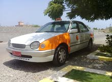 For sale 1999 Grey Corolla