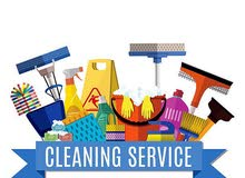 Active ladies cleaners