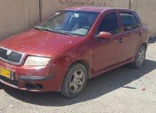 Used condition Skoda Fabia 2007 with 1 - 9,999 km mileage