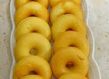mini donuts  ,