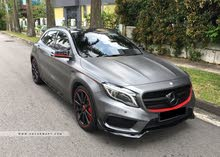 MERCEDES GLA 45 AMG Edition One 2015