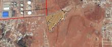 مخطط اراضي 400 متر مربع والسعر. 5000 شيك للبيع  خلف جامع المقله وشرق مستودع البريقه