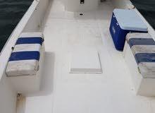 قارب نزهه31 قدم مع مكينة ياماها