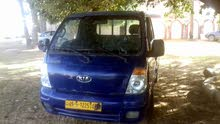 Used condition Kia Bongo 2006 with +200,000 km mileage