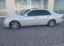 0 km Lexus LS 2001 for sale