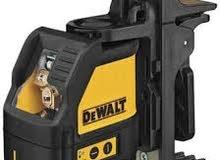 مطلوب جهاز ليزر من شركة  Dewalt الامريكيه