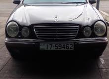 Mercedes Benz E 200 car for sale 2001 in Amman city