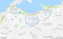 طرابلس. وسط البلاد