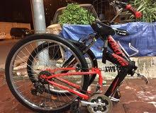 mountain bike 26 folding يتصفط
