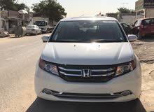 2017 Honda Odyssey EXL White Full Option