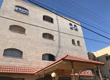 شقة طابقية  قرب دوار الشهيد محمد الدرة