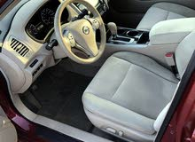 Red Nissan Altima 2013 for sale
