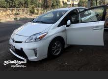 White Toyota Prius 2013 for sale