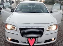 Chrysler 300C 2013 For sale - White color
