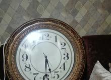 ساعة حائط حجم كبير للبيع