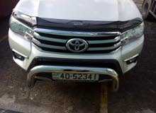 White Toyota Hilux 2017 for sale