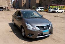 For sale Nissan Sunny car in Giza