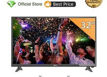 بارخص سعر. تلفزيون 32بوصه  ضمان عامان بسعر 1599