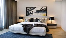 Brand New 1 Bedroom Fully Furnished luxurious Apartment in Amwaj Island rent