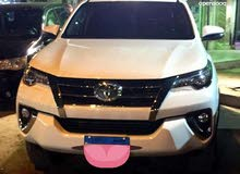 Toyota Fortuner 2020 for rent